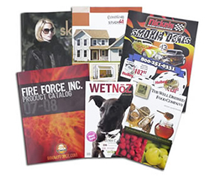 catalogs and booklets Printing Greensboro North Carolina