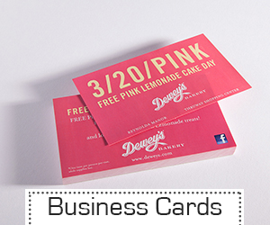 Best Greensboro business cards