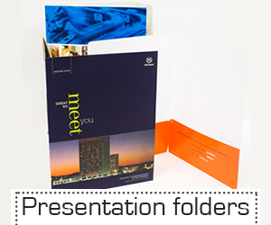Best Greensboro North Carolina presentation folders