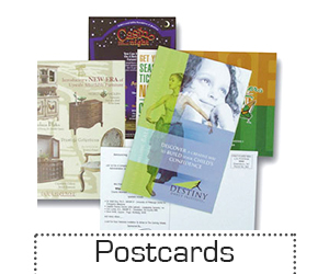 Postcards - under 5000 count